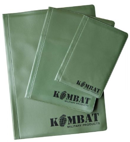 Kombat UK Nirex Folder Green